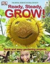 RHS Ready, Steady, Grow! (Royal Horticultural Society)-ExLibrary