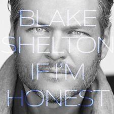 """BLAKE SHELTON, CD """"IF I'M HONEST"""" NEW SEALED"""