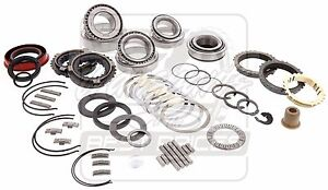 Fits Ford T5 World Class Transmission Deluxe Rebuild Bearing & Seal Kit 92-02