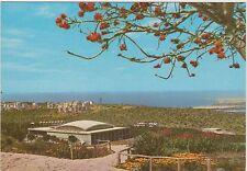 (Gg38) 1960-70 Israel Pc Winston Churchill Auditorium