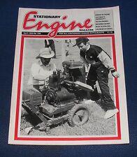 STATIONARY ENGINE MAGAZINE APRIL 1993 NO.230 - BRITANNIA ENGINES
