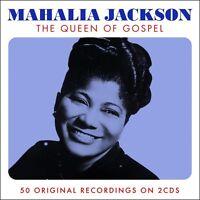 Mahalia Jackson - Queen of Gospel - Best Of / Greatest Hits 2CD NEW/SEALED