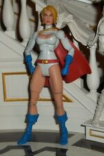 DC UNIVERSE CLASSICS WAVE 10 JSA JLA JUSTICE LEAGUE SOCIETY POWER GIRL FIGURE