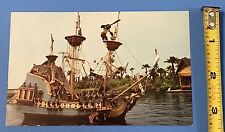 Vintage 60's Postcard Sea World San Diego Ca Set for Treasure Island Unused
