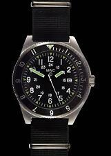 MWC Navegador De Acero Inoxidable Resistente al Agua 300 M Reloj con cristal de zafiro
