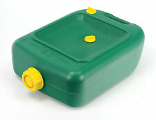 MECHANICS OIL DRAIN CAN CAR MOTORCYCLE OIL CATCH CAN 6 LITRE SUMP DRAINAGE PAN