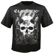 ELUVEITIE - THE ANTLERED ONE  T-SHIRT Size/SIZE L NEW+