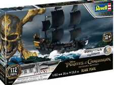 Revell 5499 - Black Pearl Pirate Ship 'Pirates of The Caribbean' - 1:150