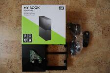 1x WD My Book USB 3.0 Leergehäuse (bis 8TB) SATA externe Festplatte NEUWERTIG #1