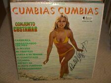 Conjunto Costamar - Cumbias Cumbias - Rare LP in Great Conditions L2 Cheesecake