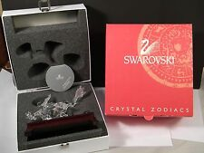 NOS MIB Swarovski Crystal Zodiac Dragon Retired 100% Complete Perfect Condition
