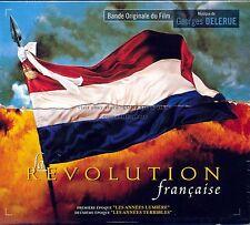 "Georges Delerue ""LA REVOLUTION FRANCAISE"" expanded 126min score 2CD SEALED"