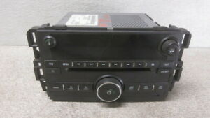 07 2007 Sierra Silverado 1500 AM FM CD MP3 Radio Receiver OEM LKQ