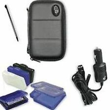 MADCATZ Nintendo DS Dual-Screen Kit Pro [Car Adapter, Stylus, Game Cases]