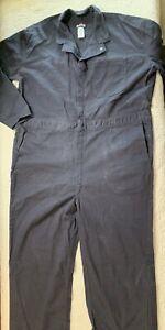 Bulwark Protective Apparel Blue Coveralls Excel FR Men Size 50-Regular