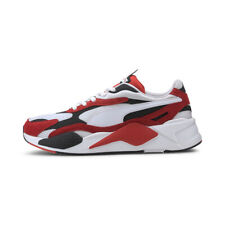 [PUMA] RS-X³ SUPER Shoes Sneakers - White/Red(37288401)