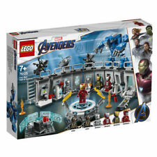 LEGO Marvel Super Heroes Iron Man Hall of Armor Set (76125)