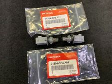 GENUINE HONDA S2000 SIDE MARKER LAMP SOCKETS W/ CLEAR BULBS