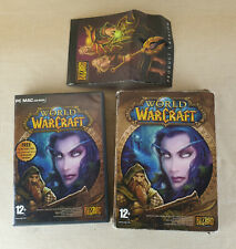 World Of Warcraft Original Used PC CD-ROM Game