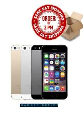 Apple iPhone 5s 16GB Grey Silver Gold Unlock Smartphone with Box & Accessories