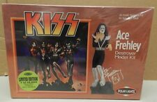 POLAR LIGHTS KISS FIGURE ACE DESTROYER FREHLEY ROCK N ROLL BAND MODEL KIT