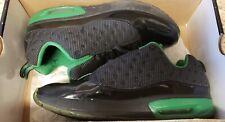 Air Jordan CMFT VIZ Air 13 Authentic Black Green Apple 2011 Pre-Owned Size 12