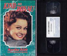 VHS Kind der Donau - Marika Rökk, Fritz Muliar - Eurovideo - Videokassette