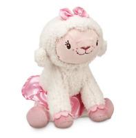 "DISNEY Doc McStuffins Lambie Soft Toy Plush 8"" **NEW & GENUINE**"
