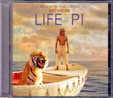 LIFE OF PI Mychael Danna OST Soundtrack CD Ang Lee Schiffbruch mit Tiger NEU OVP