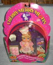 #6633 NRFB Mattel Vintage Cherry Merry Muffin Doll