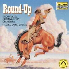 Cincinnati Pops Orchestra & Erich Kunzel - Round-Up (NEW CD)