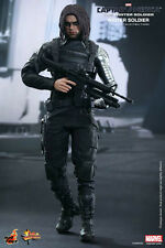 Hot Toys Winter Soldier-Captain America: The Winter Soldier MMS241 ** UK **