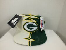 NEW VINTAGE GREEN BAY PACKERS NFL Rare 90's Shock Wave CAP Hat NEW By Starter