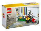 LEGO 5005358 MINIFIGURE FACTORY 40th ANNIVERSARY EXCLUSIVE NEW AND SEALED