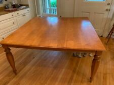 Maple wood, Dining Room, slightly used, Large