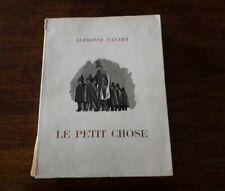 Livres anciens et de collection Alphonse Daudet 1900 à 1960, sur littérature