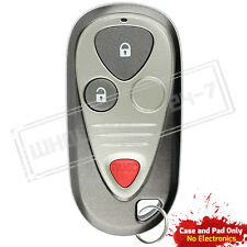 Replacement For 2002 2003 2004 2005 2006 Acura RSX Car Key Fob Shell Case