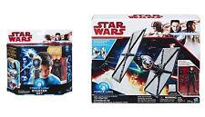 Juego elemental de enlace de fuerza de la guerra de las galaxias y las fuerzas especiales de primer orden Tie Fighter Nuevo