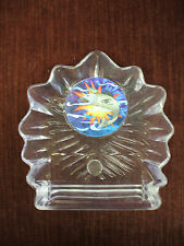 FISH trophy full color hologram insers clear acrylic style
