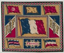 Jumbo 1914 Tobacco Flannel - France & Its Possessions