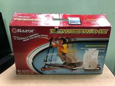 Razor Powerwing Caster Scooter 3 Wheel Design Ripstik Technology Drifting New!