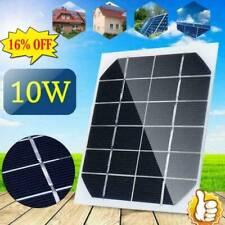 10W 6V Mini Solar Panel Cell Power Module Battery Toys DIY Charger Light