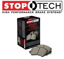 For Chevy Corvette Pontiac GTO XLR Front Sport Brake Pads Set StopTech 309.07310