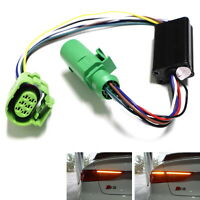 Factory Tail Light Turn Signal Sequential Conversion Kit For 13-16 Audi A4 Sedan