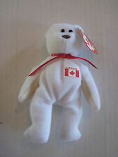 McDonald's Ty Teenie Beanie Babies - Maple The Bear Canada 1999 - Out of Package