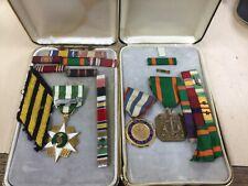 Vietnam War Medal Chien-Dich Viet Nam Boi-Tinh 1960 & Navy Medal Plus