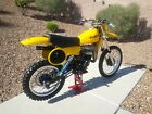 Picture of A 1980 Suzuki RM125 RM125T