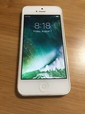 Apple iPhone 5 - 32GB - White & Silver (Sprint) A1429 (CDMA + GSM)