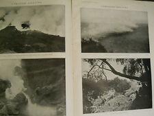L'illustrazione italiana 47/1928  Hoover l'eruzione dell'Etna Mascali Nunziata