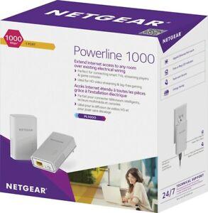 NETGEAR Powerline 1000 Open box but BRAND NEW. Never used.